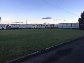 Caravan available for long term let in Stirling