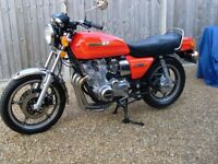 SUZUKI GS 850 (GX MODEL),1982,15472 MILES,2 PREVIOUS OWNERS, (850 NUMBER PLATE)