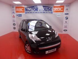 Peugeot 107 URBAN (£20.00 ROAD TAX)(AUTOMATIC) FREE MOT'S AS LONG AS YOU OWN THE CAR!!! 2010