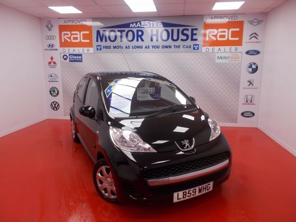 Peugeot 107 URBAN (£20.00 ROAD TAX)(AUTOMATIC) FREE MOT\'S AS ...