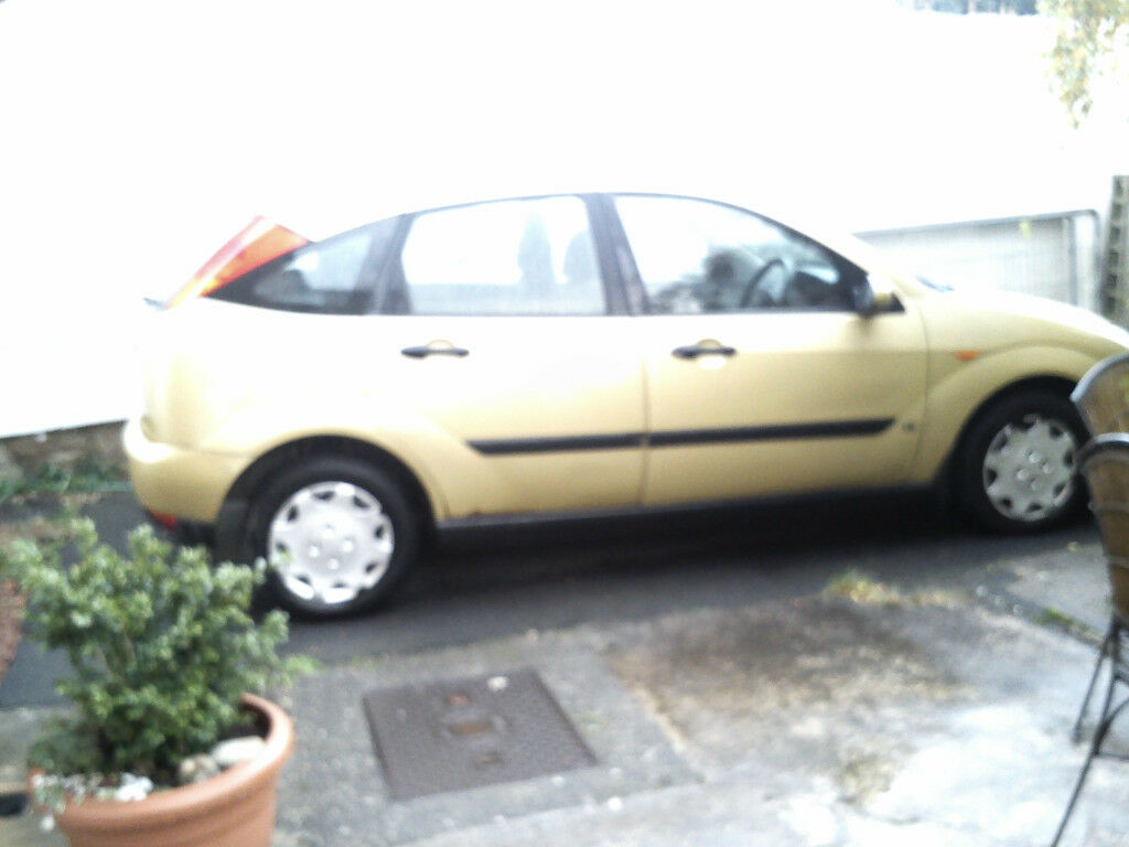 Bought a new car and want a new caring owner. She is a lovely runner but needs new tyres. £400