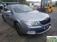 Skoda Superb Tdi 2010 ****BREAKING ONLY Parts