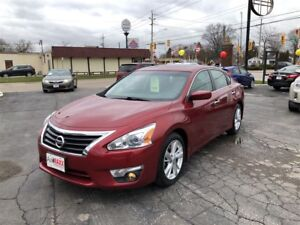 2014 Nissan Altima 2.5 SV- POWER GLASS SUNROOF, HEATED FRONT SEA