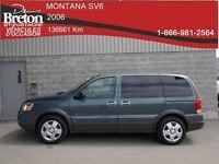 2006 Pontiac Montana SV6 COURT