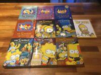 Simpson's dvd bundle