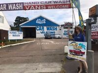 Large Carwash For Sale