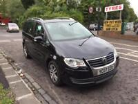 2007 VOLKSWAGEN TOURAN 2.0 TDI 7 SEATER 1 OWNER TOW BAR