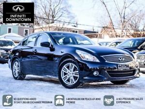 2010 Infiniti G37X AWD Premium Package *No Accidents*& Winter Ti