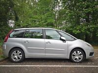 7 Seater Citroen C4 GRAND PICASSO Low mileage very good condition