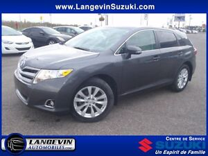 2013 Toyota Venza AWD/CUIR/TOIT OUVRANT
