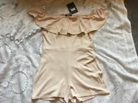 Miss guided ladies short jumpsuit size 14 brand new £8