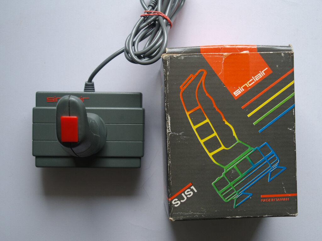 Sinclair Joystick Boxed