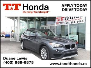 2015 BMW X1 xDrive28i *No Accidents, Pano Roof, Heated Seats,