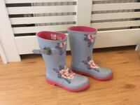 Kids Joules wellies