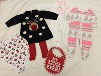 Next baby Christmas clothes
