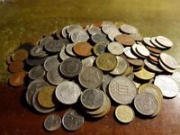 800g Mixed World Coins - Ideal starter Collection