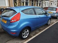 ford fiesta, full service history, low mileage, great car!