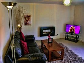 One Bedroom Central Aberdeen Flat. Close to university. 43D McDonald Court, Froghall Rd, Aberdeen.