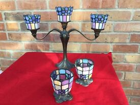 Party lite candle holders