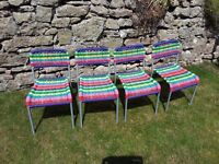 4 Ikea children's chairs