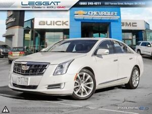2017 Cadillac XTS Luxury/AWD/Nav/Roof/Rear Cam./Leather