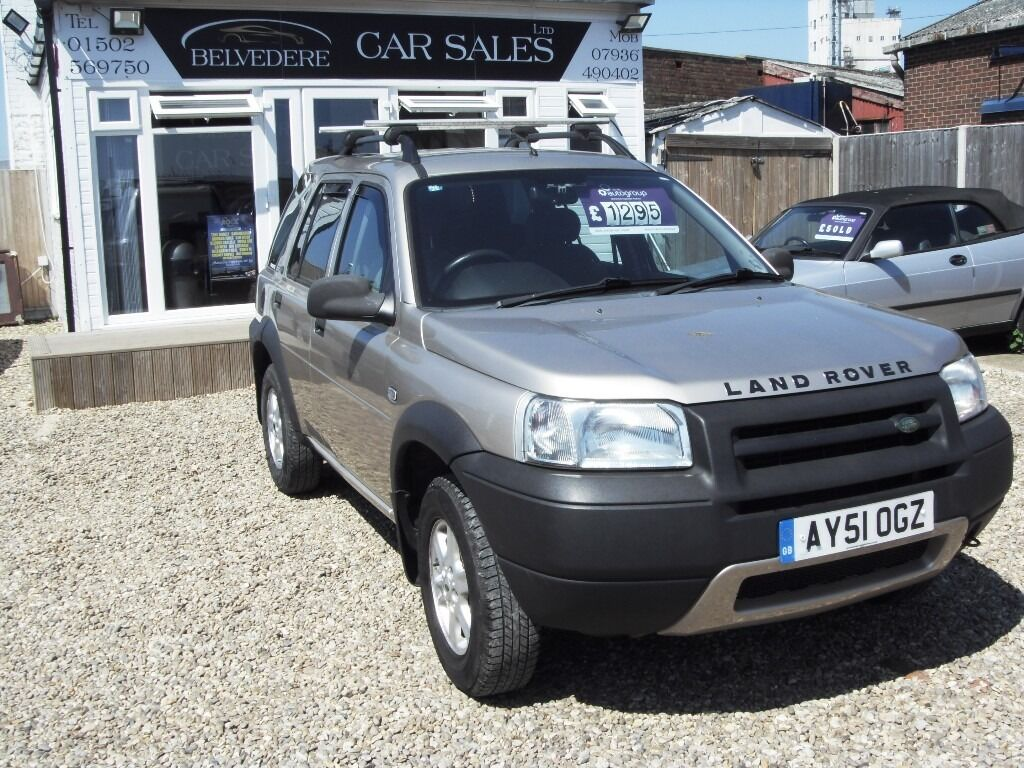 land rover freelander 2 0 td4 2002 in lowestoft suffolk gumtree. Black Bedroom Furniture Sets. Home Design Ideas