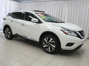2017 Nissan Murano NEW INVENTORY DEMO! PLATINUM  AWD SUV SAVE OV