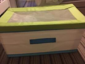 Ikea toy storage