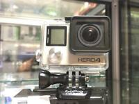 GoPro Hero 4 Silver Edition & waterproofing case