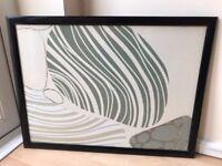 "Home Office Wall Print Decor Art Picture 22.5"" (58cm) x 17.5"" (44cm)"