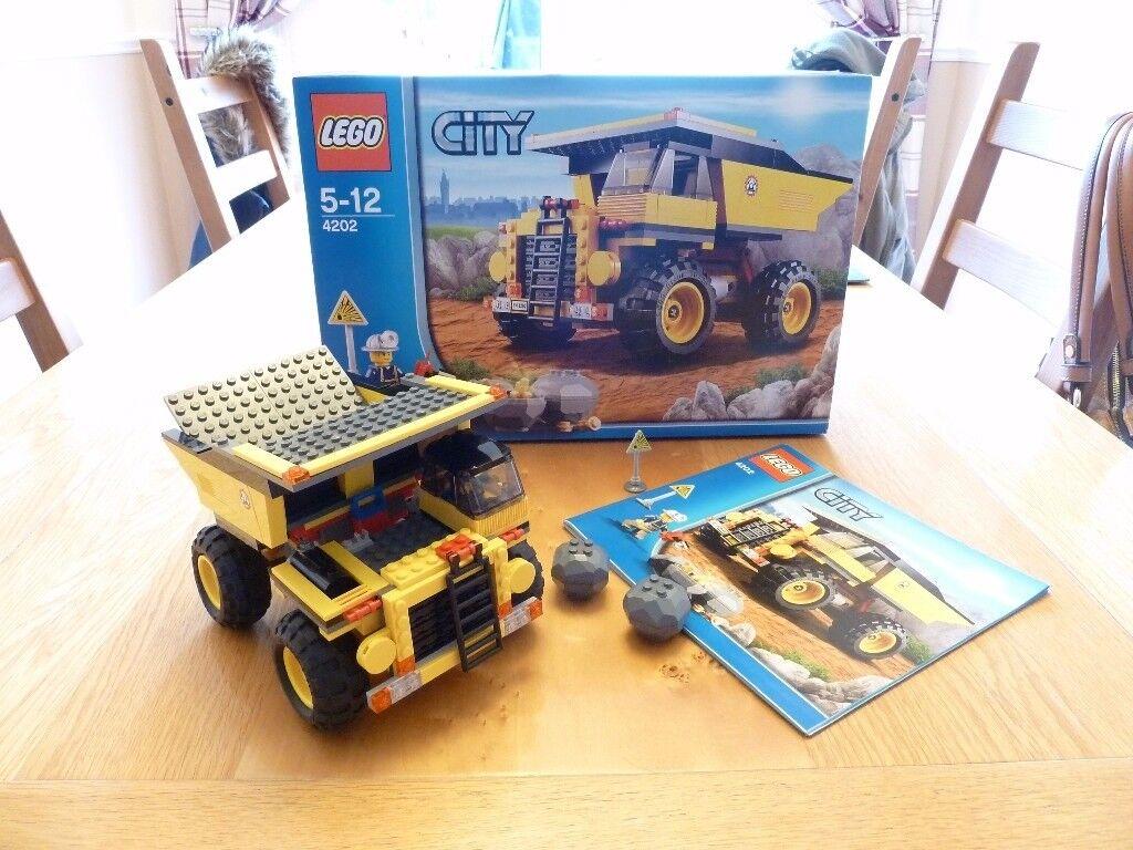 Lego City (4202) Mining Truck