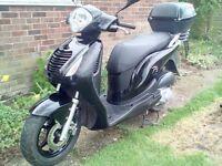 Honda PES125/PS125i 13Reg Low miles 3655