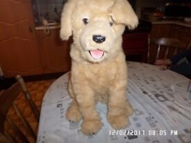 """FurReal interactive """"Biscuit"""" the Dog"""
