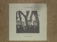 """U2 Pride (in the name of love) UK 7"""" vinyl single set"""