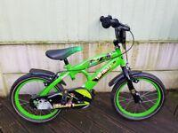 Boys 16 inch bike