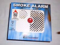 *CHARITY SALE* Smoke Alarm-- brand new, never used!