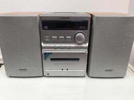Aiwa xr-m150 desktop music system