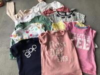 Girls t-shirt 4-5 years