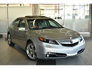 2014 Acura TL AWD Elite | Navigation | Two Sets of Wheels