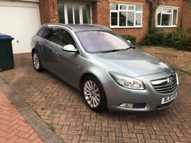 Vauxhall Insignia elite nav tourer estate