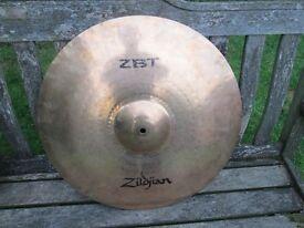 """Cymbals - Zildjian ZBT 20"""" Ride Cymbal"""