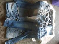 Boys jeans 27 pairs