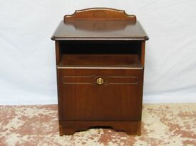 Bedside Cabinet by Rossmore in Mahogany finish