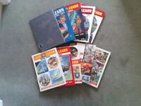 Look and Learn Annuals. (10)