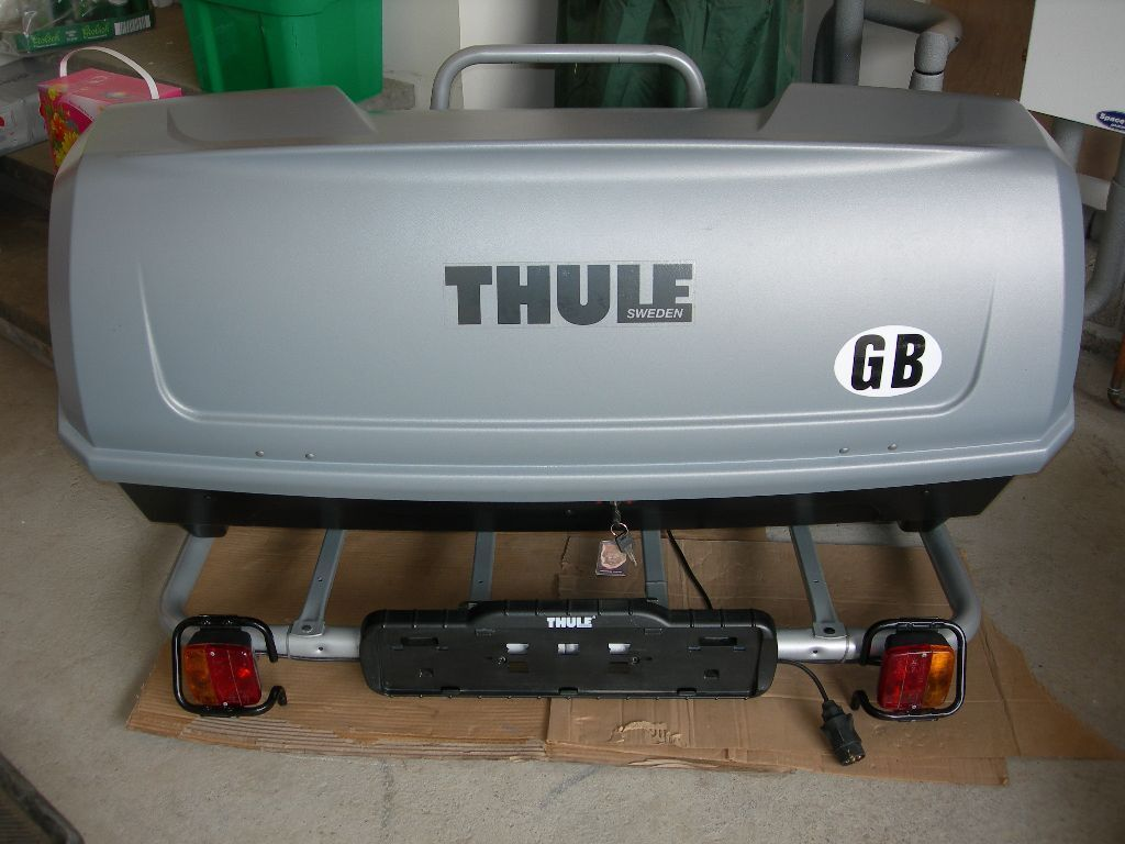 Thule 900 Back Up Box plus Thule Easybase 949 that can be  : 86 from www.gumtree.com size 1024 x 768 jpeg 86kB