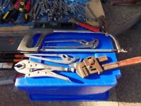 Job lot of good quality tools to many to list £100 the lot