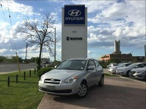 2010 Hyundai Accent GL - WITH CRUISE CONTROL