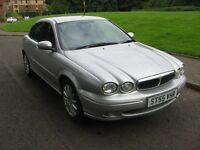 Jaguar 2.0D X-Type well looked after with full service history