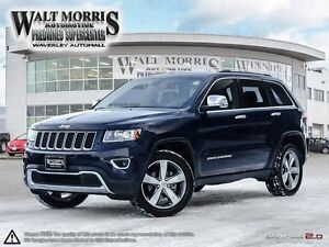 2016 Jeep Grand Cherokee Limited- LEATHER, HEATED SEATS, REAR VI