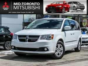 2017 Dodge Grand Caravan Crew Plus Leather|Nav|Back Up Cam|PWR D